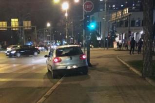 Južne vesti,Automobil iz kog je sniman Blagojević