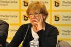 Opet odložen početak rasprave po tužbi ministra policije protiv Vesne Pešić