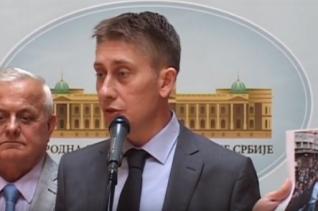 Foto: Youtube screenshot/ ParlamentSrbija